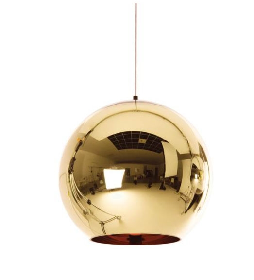 tom dixon copper bronze 45 pendel k b copper bronze her. Black Bedroom Furniture Sets. Home Design Ideas