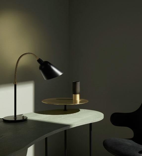 tradition bellevue aj8 bord arne jacobsen bellevue nu. Black Bedroom Furniture Sets. Home Design Ideas