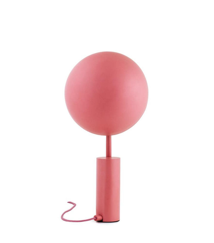 Cap bordlampe, Blush