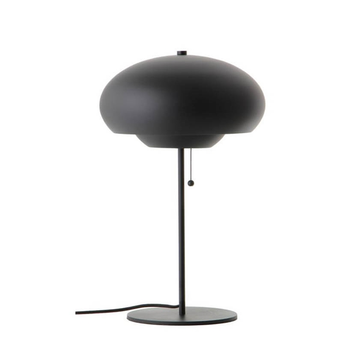 CHAMP bordlampe, Sort / Mat