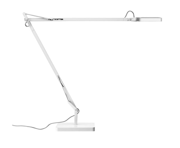 Kelvin LED Base Bordlampe, hvid