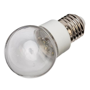 DIOLUX OUT Ø50mm IP44 LED 1W E27 160lm, klar