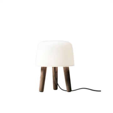 MILK bordlampe, brun