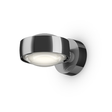 Sento LED Verticale Up E20 w/fixed ring, sento E krom