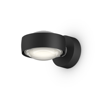Sento LED Verticale Up E20 w/fixed ring, sento E mat sort