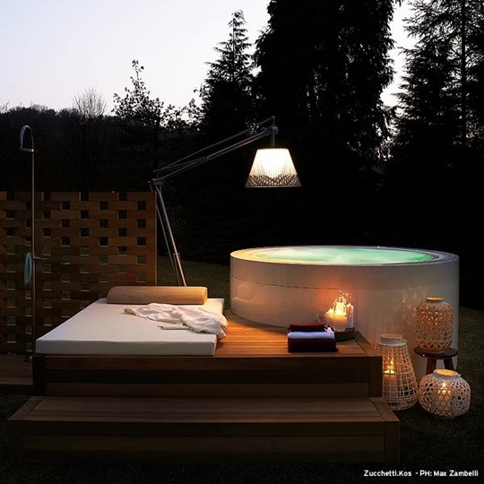 Flos SuperAchimoon Outdoor