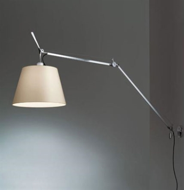 Artemide tolomeo parete lamper k b artemide lampe her - Artemide tolomeo mega parete ...