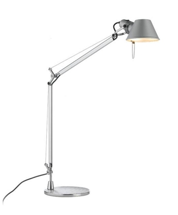 Tolomeo bordlampe, LED, m bordfod
