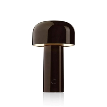Bellhop Bordlampe, Brun