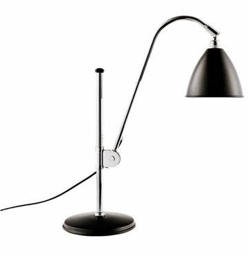 Bestlite BL1 bordlampe, sort
