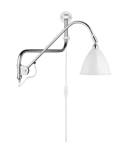 Bestlite Væglampe Tilbud - Bestlite BL10 hvid Kob Bestlite BL10 lampe online her
