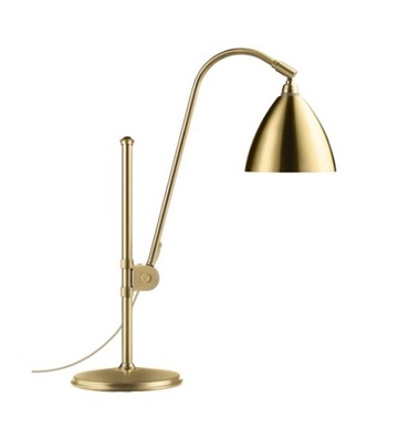 Bestlite BL1 bordlampe, messing