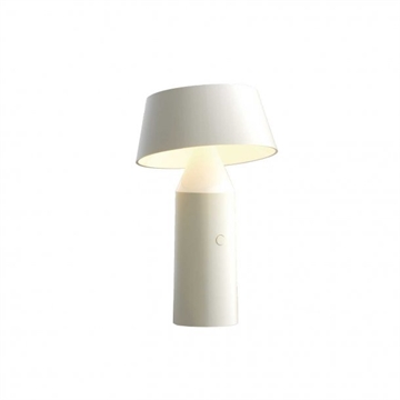 Bicoca Bordlampe, off-white
