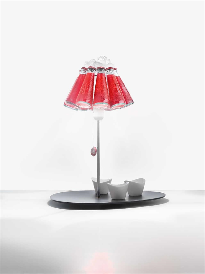 Campari Bar bordlampe