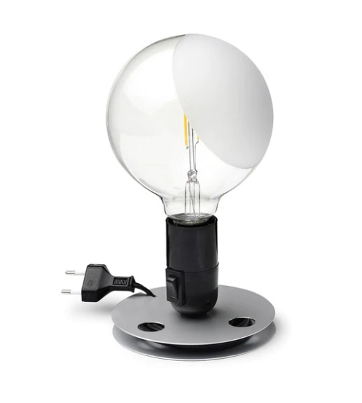 Lampadina Bordlampe, sort