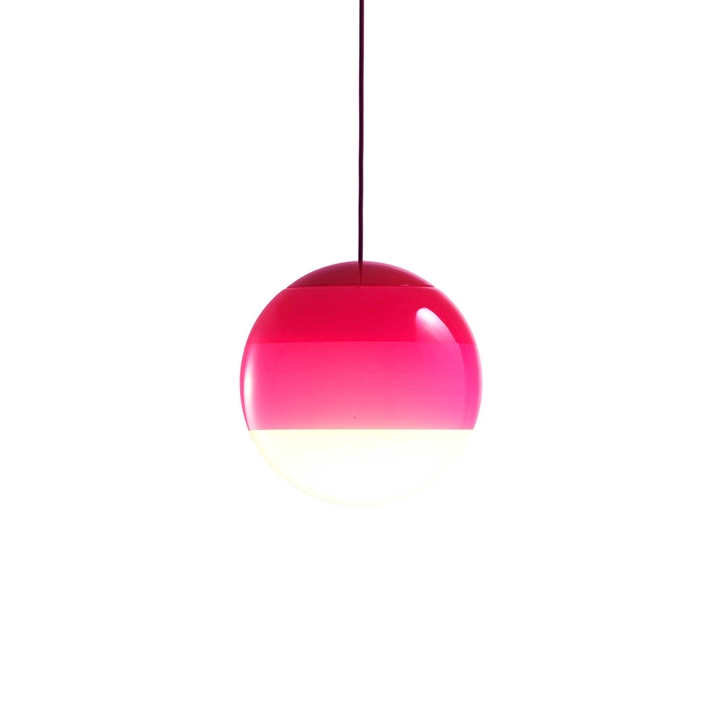 Dipping Light 20 pendel, Pink