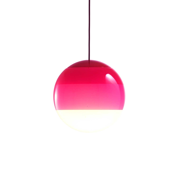 Dipping Light 30 pendel, Pink