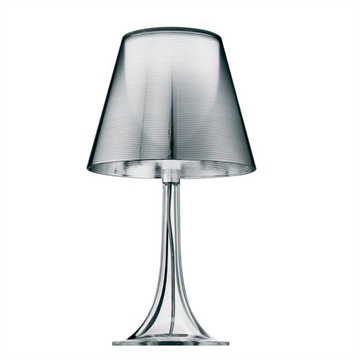 Miss K Bordlampe, silver