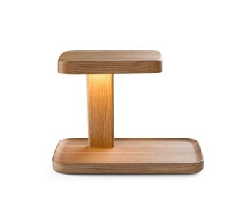 Piani Big Bordlampe, Wood