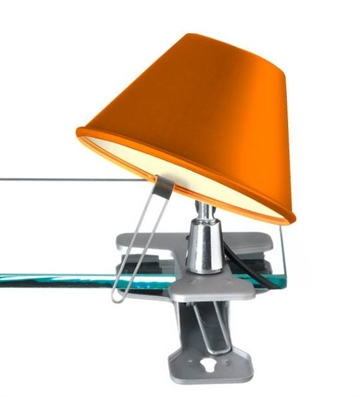 Tolomeo Micro Pinza, orange