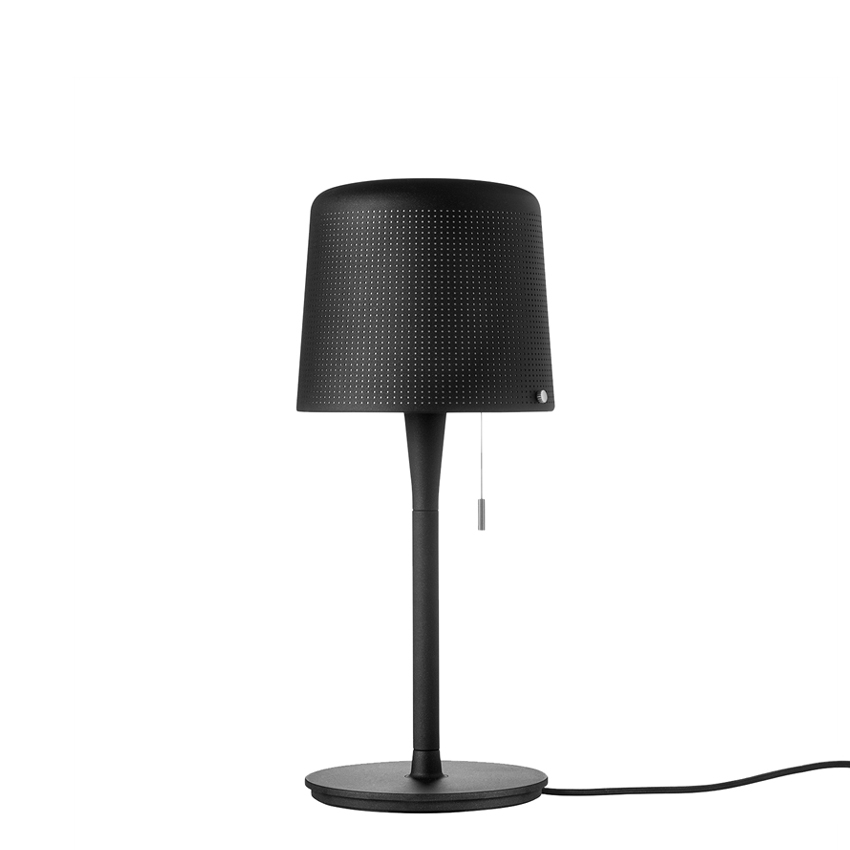Vipp 530 Bordlampe, sort